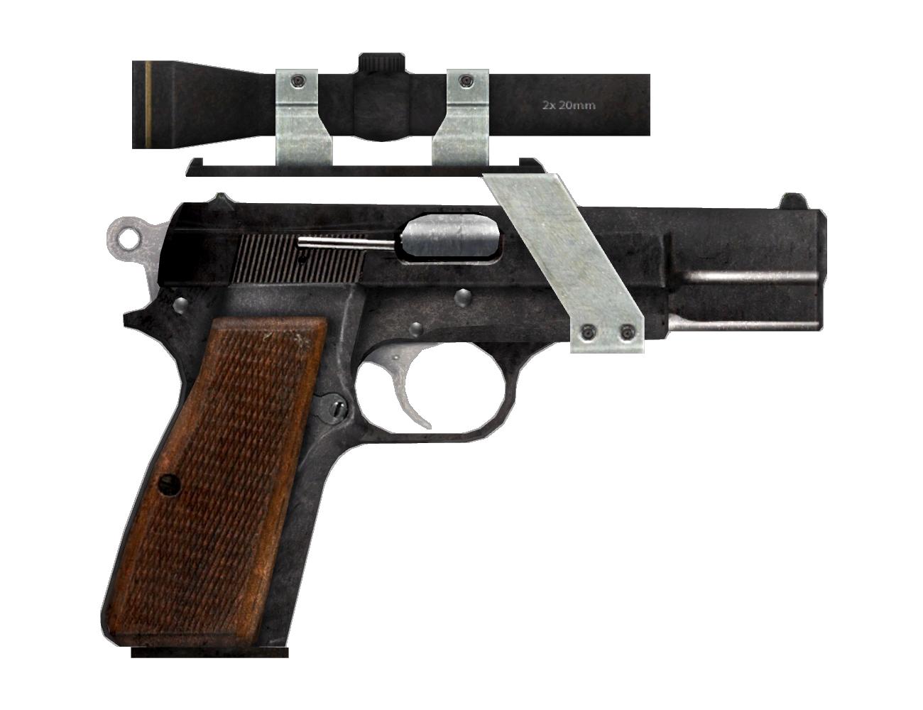 9mm pistol (Fallout: New Vegas)   Fallout Wiki   Fandom powered by ...
