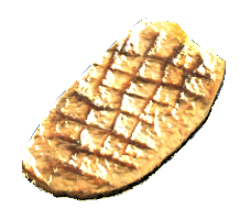Grilled radroach