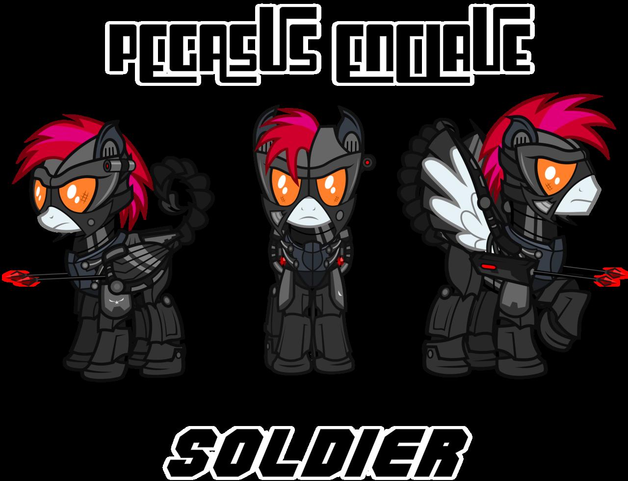 Fallout Mod Concept Enclave Soldier By Brisineo