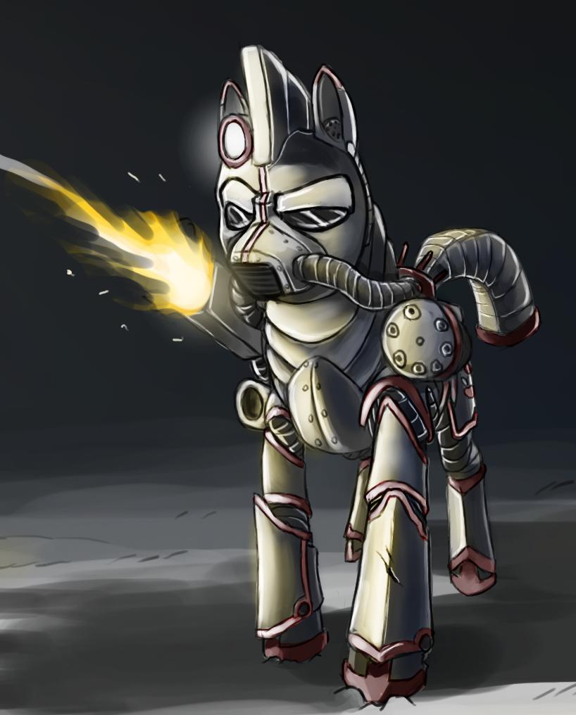 Applejack's Rangers | Fallout: Equestria Wiki | Fandom ...