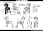 Overmare Studios Character Concept