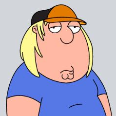 Image - Facespace-portrait-chris.png   Family Guy: The ...
