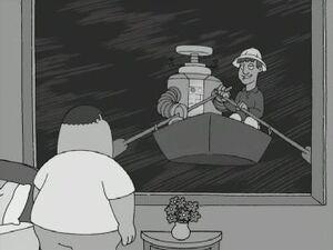 Robot Gilligan