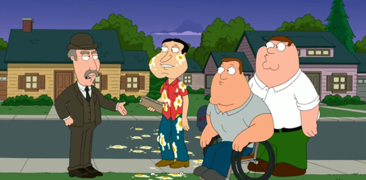 family guy dick cheny