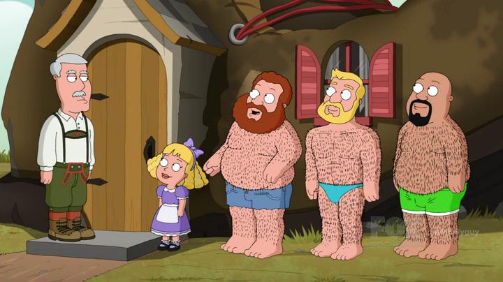 Goldilocks And The Three Bears Family Guy Wiki Fandom