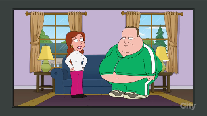 Adam Sandler Family Guy