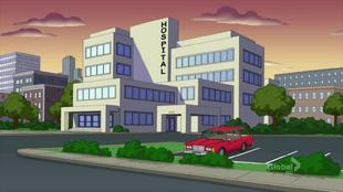 Hospital parking1