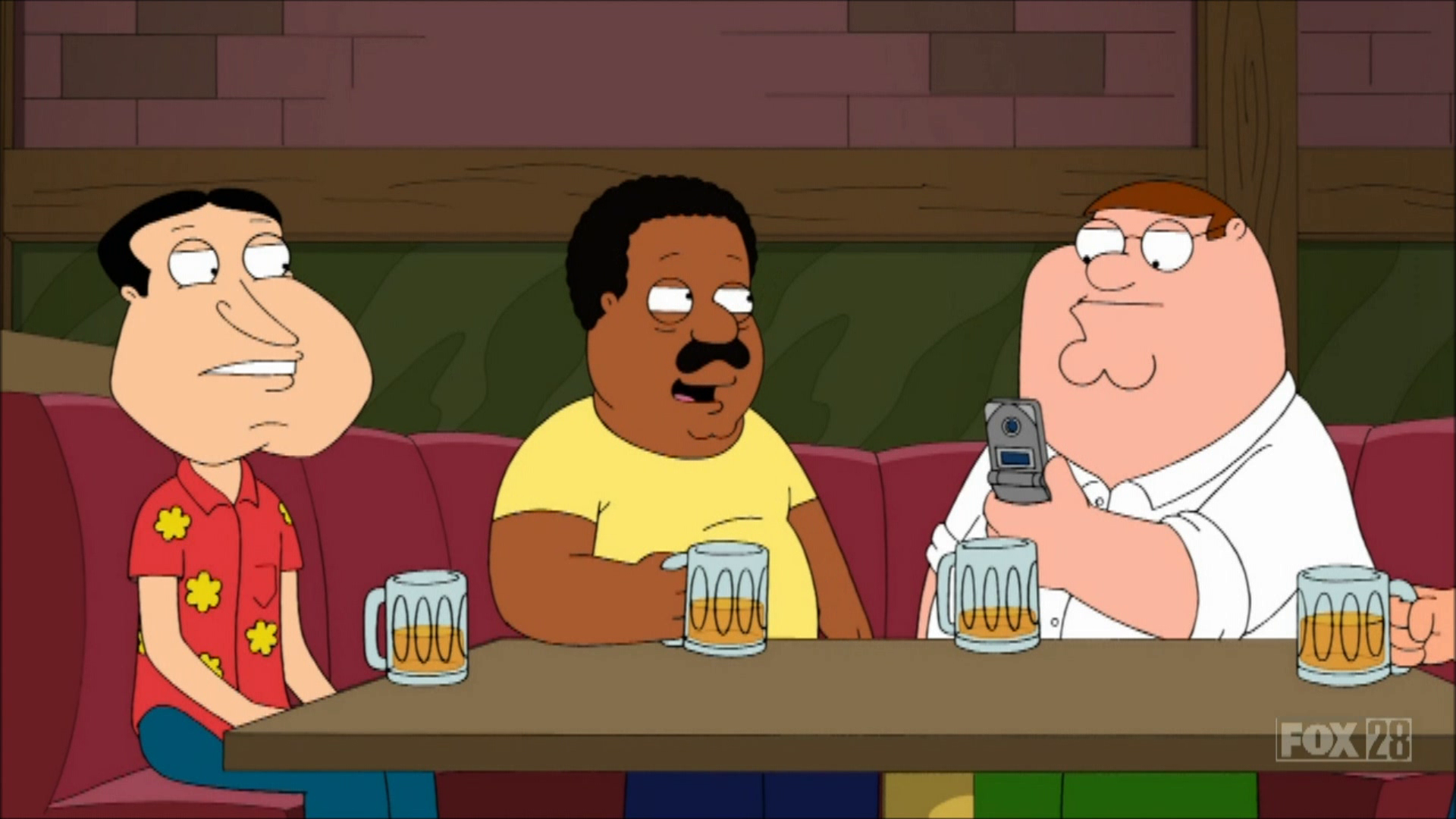 Cleveland Family Guy Toys : The cleveland show theme song family guy wiki fandom