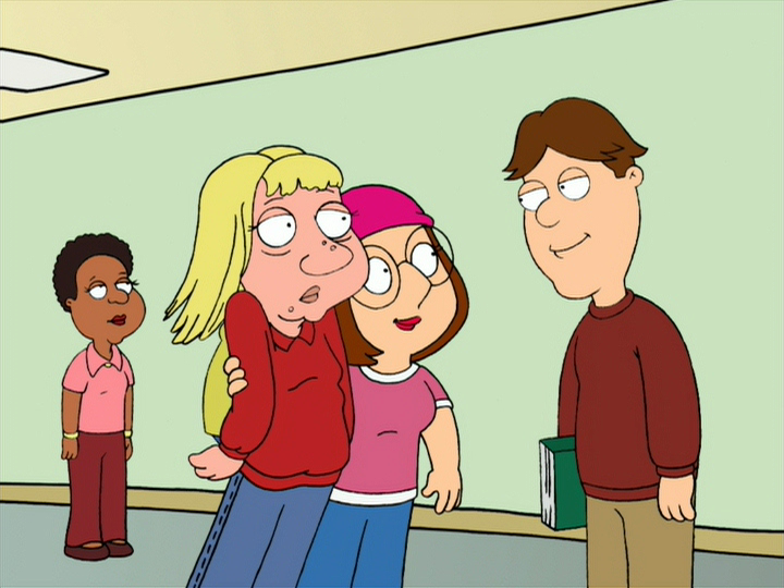 louis gets fat family guy № 265346