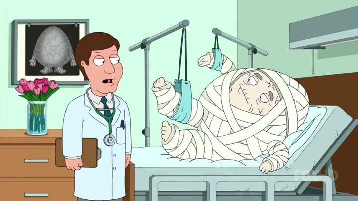 Humpty Dumpty   Family Guy Wiki   Fandom powered by Wikia Quagmire And Meg