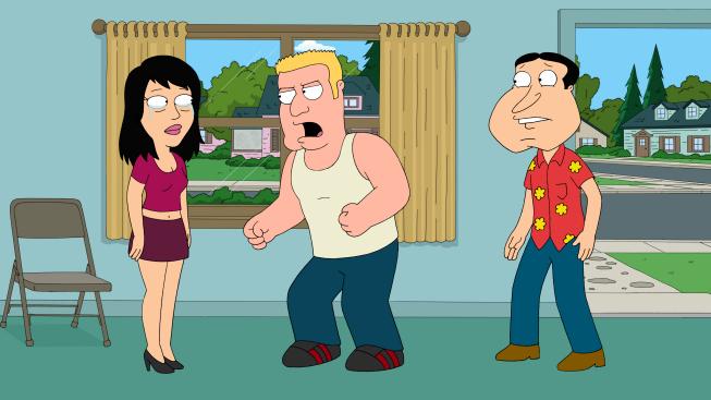Quagmire worries that some  Quagmire Family Guy