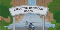 Executive Bathroom Island