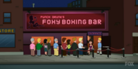 Punch Drunk's Foxy Boxing Bar