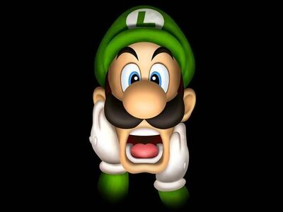 Luigi-screaming1