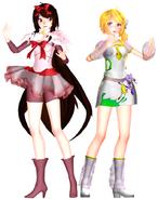 Makonatic Natsushika and Misaki FIXED AGAIN