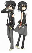 Image Kagene Rei and Rui byHanepochi