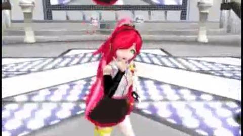 MMD 3 3 MODEL TEST - Fanloid - Iroe Sakura ft. Kagamine Rin Len - Shake it! - COVER FULL