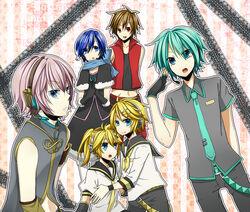 Image VocaloidGenderswaps byKa10100