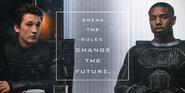 Break the Rules Change the Future