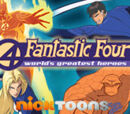 Fantastic Four:Worlds Greatest Heroes Wiki