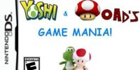 Yoshi and Toad's Game Mania!