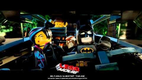 The Lego Movie Videogame - Batman Dubstep Theme