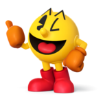 Pac-Man (SSB Evolution)