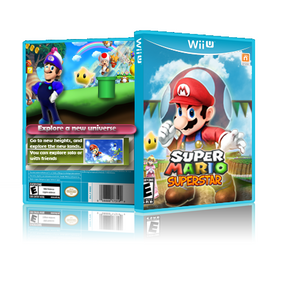 Super mario supertsar game 2