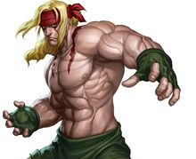 Street fighter 3 alex