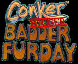 Conker Bigger Badder Fur Day