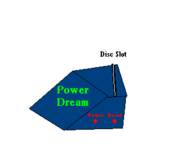 Power Dream 1st Design