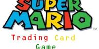 Super Mario Trading Card Game