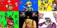 Super Smash Quest: Age of Ganon/List of Episodes