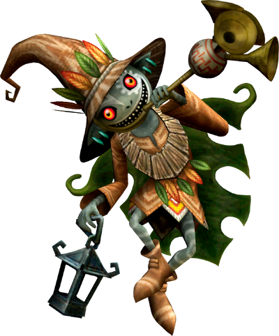 Skull Kid (Twilight Princess)