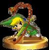Toon Link Trophy