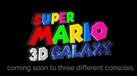 Super Mario 3D Galaxy Remember?