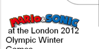 Mario & Sonic at the London 2012 Olympic Winter Games (Bradly1203's Version)