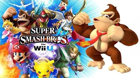 Donkey Kong Country Returns (Super Smash Bros