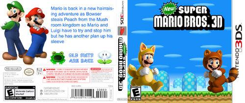 Super Mario Bros 3d