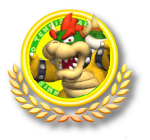 Bowser Tennis Icon