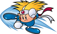 Knuckle Joe (Kirby Super Star Ultra)-1-