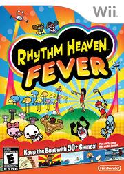 Rhythm Heaven FEVAR