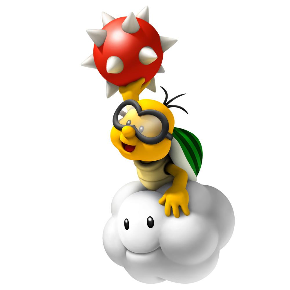 New Super Mario Bros. Duel/Enemy List | Fantendo ...