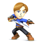 Mii Sword Fighter