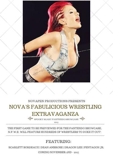 Nova's Fabulicious Wrestling Extravaganza Preview