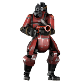 Pyrobot red