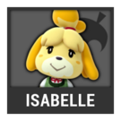 ACL -- Super Smash Bros. Switch assist box - Isabelle