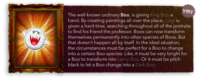 LM3 Enemy Info - Boo