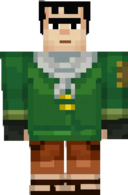 Minecraft Story Mode - Axel