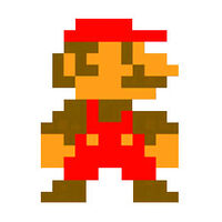 NES Mario